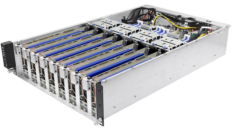 GPU сервера
