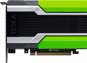 GPU сервера с Nvidia Tesla